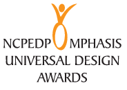 Logo of NCPEDP MPHASIS Universal Design Awards