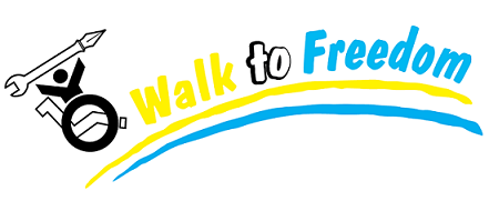 Logo of Walk to Freedom