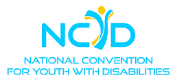logo of National Convention for Youth with Disabilities (NCYD)
