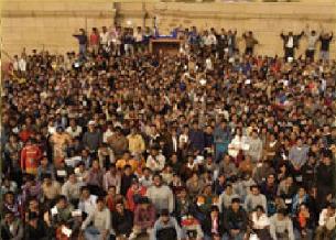 NDN members at India Gate